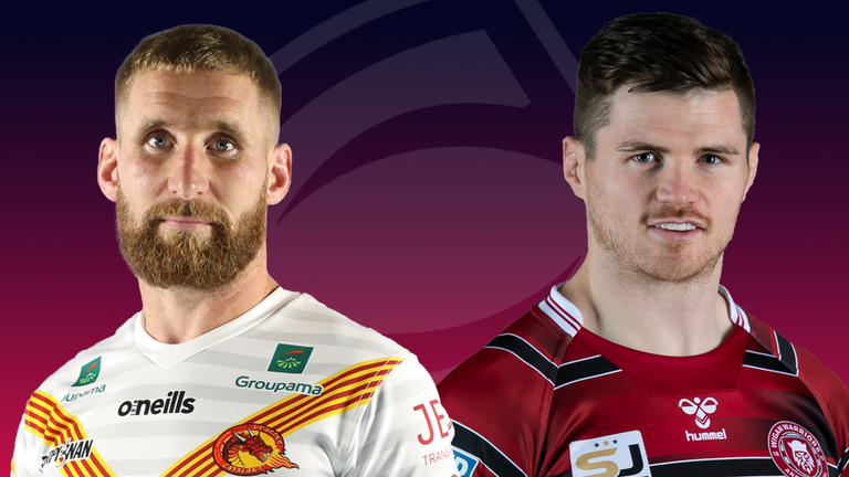 Catalans face another tough test against unbeaten Wigan on Saturday