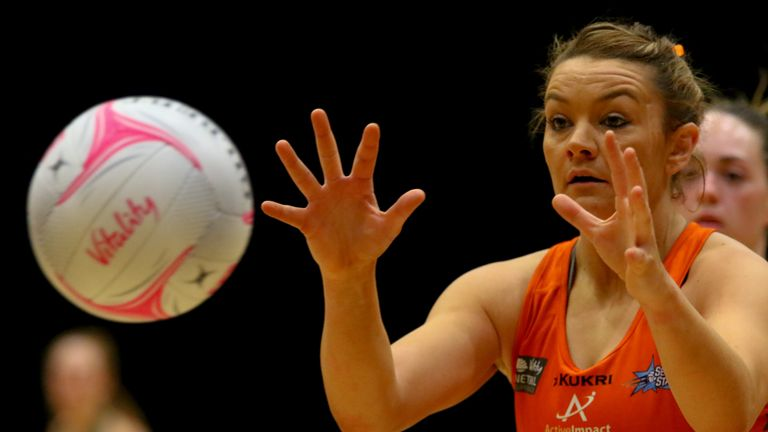 Severn Stars notched up their third victory of the season on Sunday lunchtime (Image Credit - Ben Lumley)
