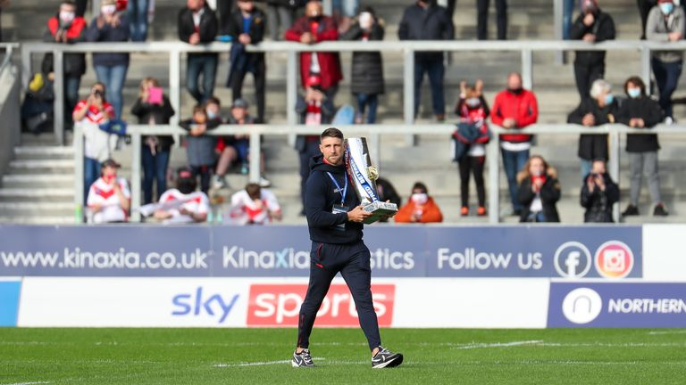 Match Report – St Helens 28-0 Salford