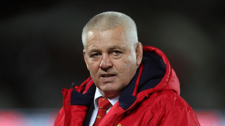 Warren Gatland made the call as club commitments for Saracens' Jamie George and Exeter's Luke Cowan-Dickie meant Ken Owens was the only hooker in camp