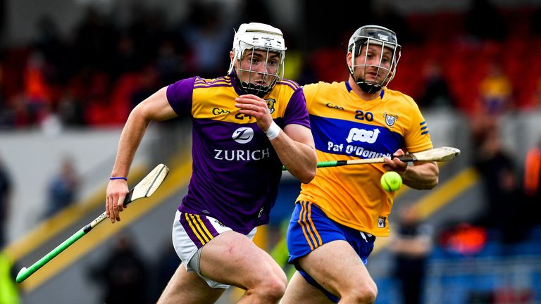 Clare vs Wexford will be live on Sky Sports Arena from 12:30pm on Saturday