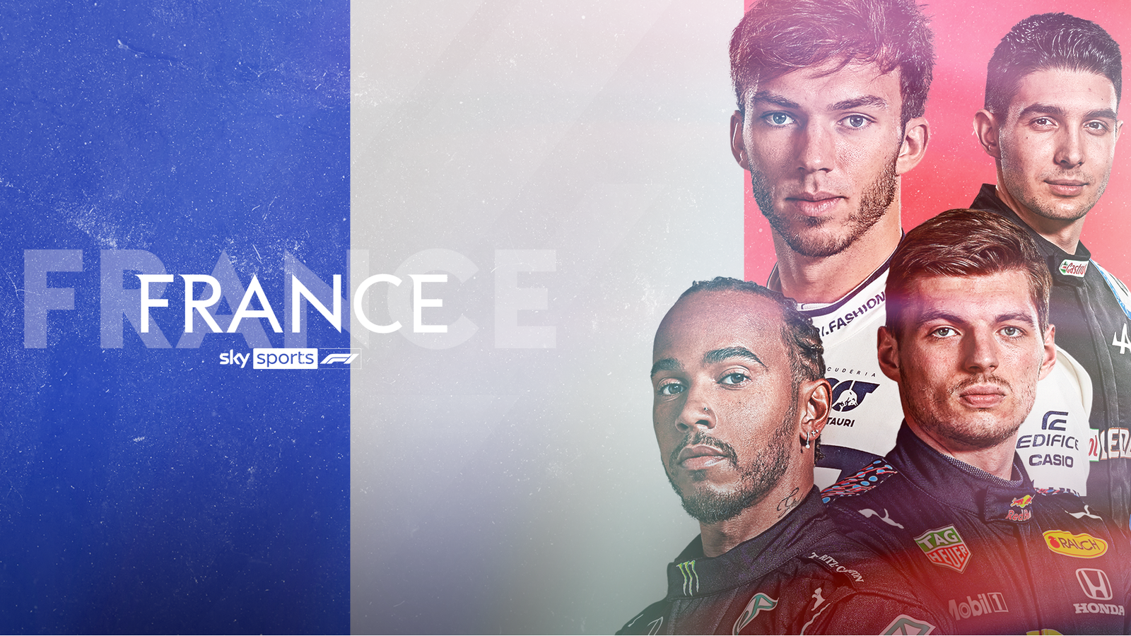 French GP: When to watch the race, qualifying and practice live on Sky Sports F1 this weekend
