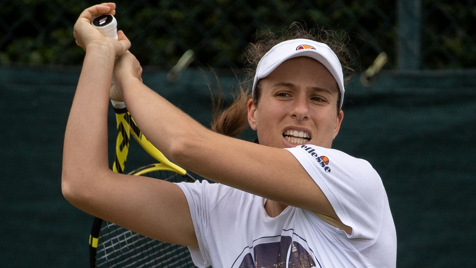 Johanna Konta forced to withdraw from Wimbledon after coronavirus contact