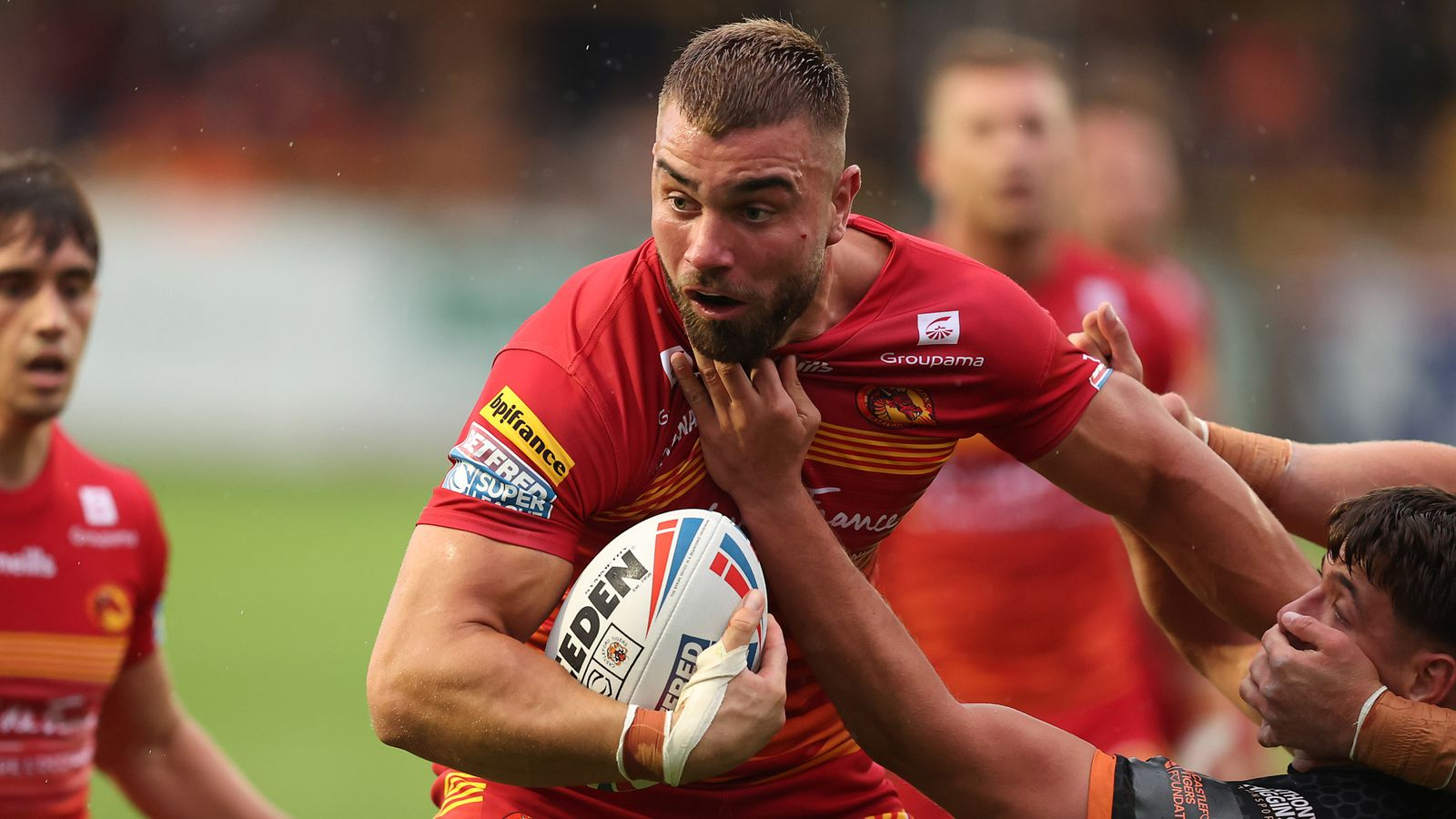 Castleford 16-6 Catalans: Dragons continue to impress with win at Castleford