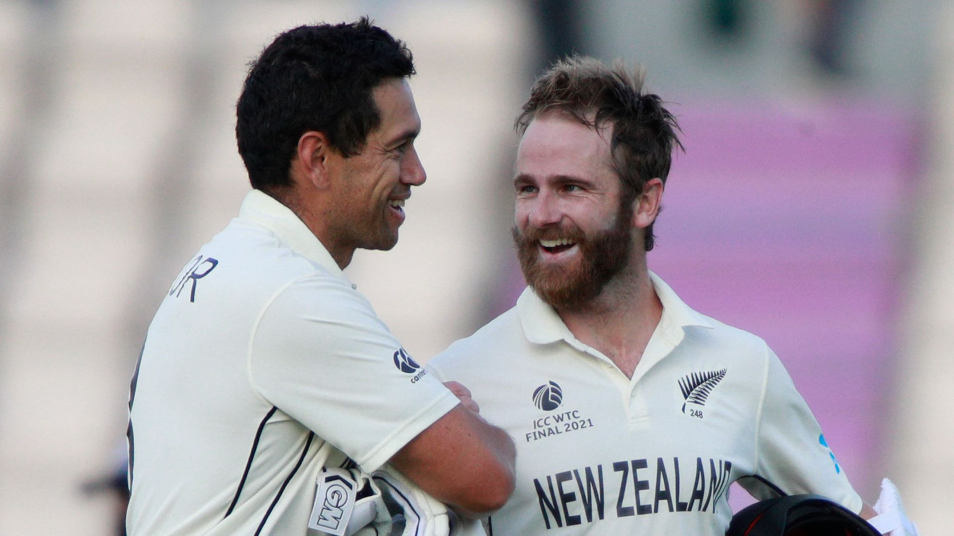 Williamson, Taylor steer New Zealand to WTC title