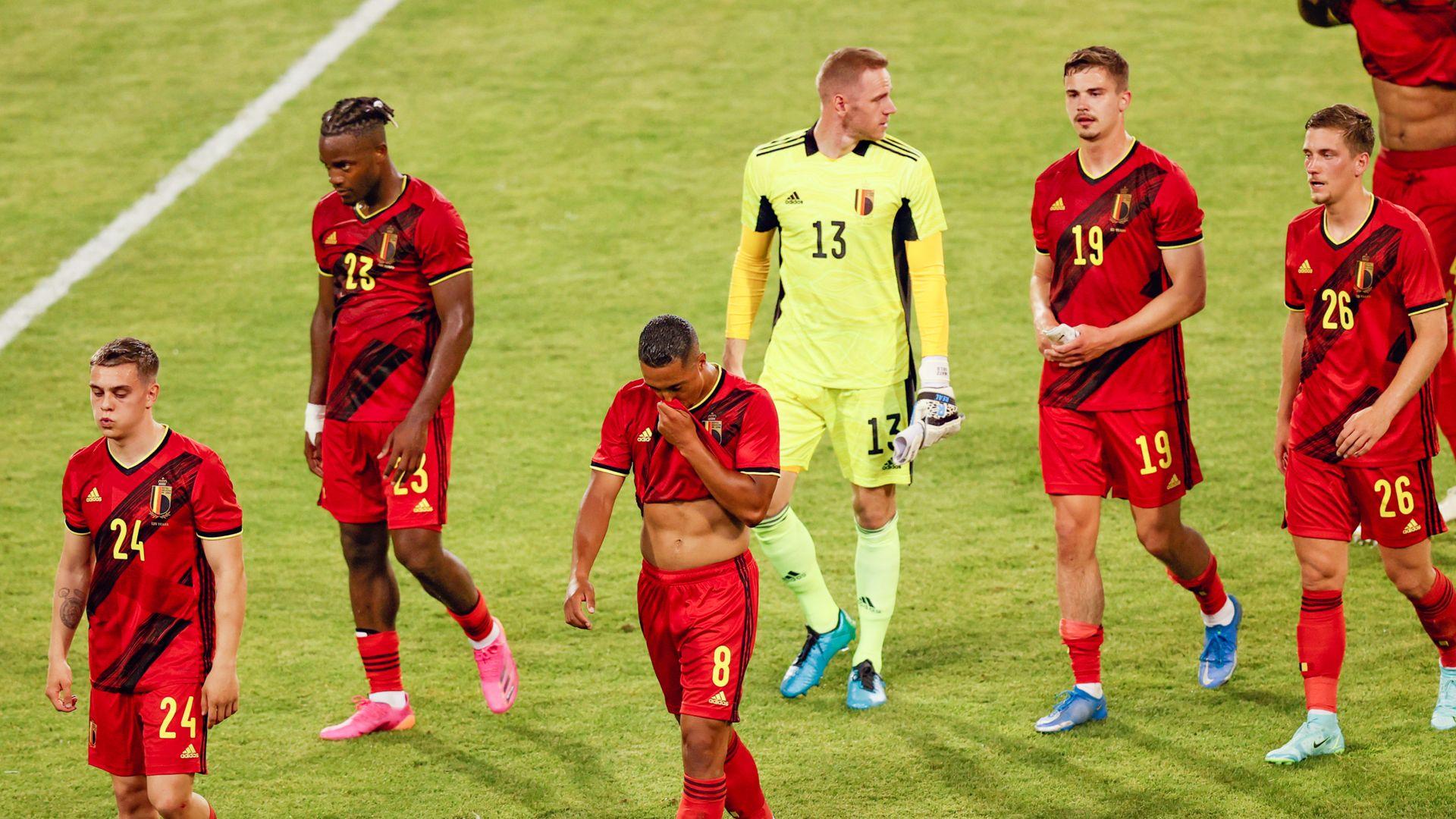 Friendlies: Belgium held by Greece, Swiss hit seven