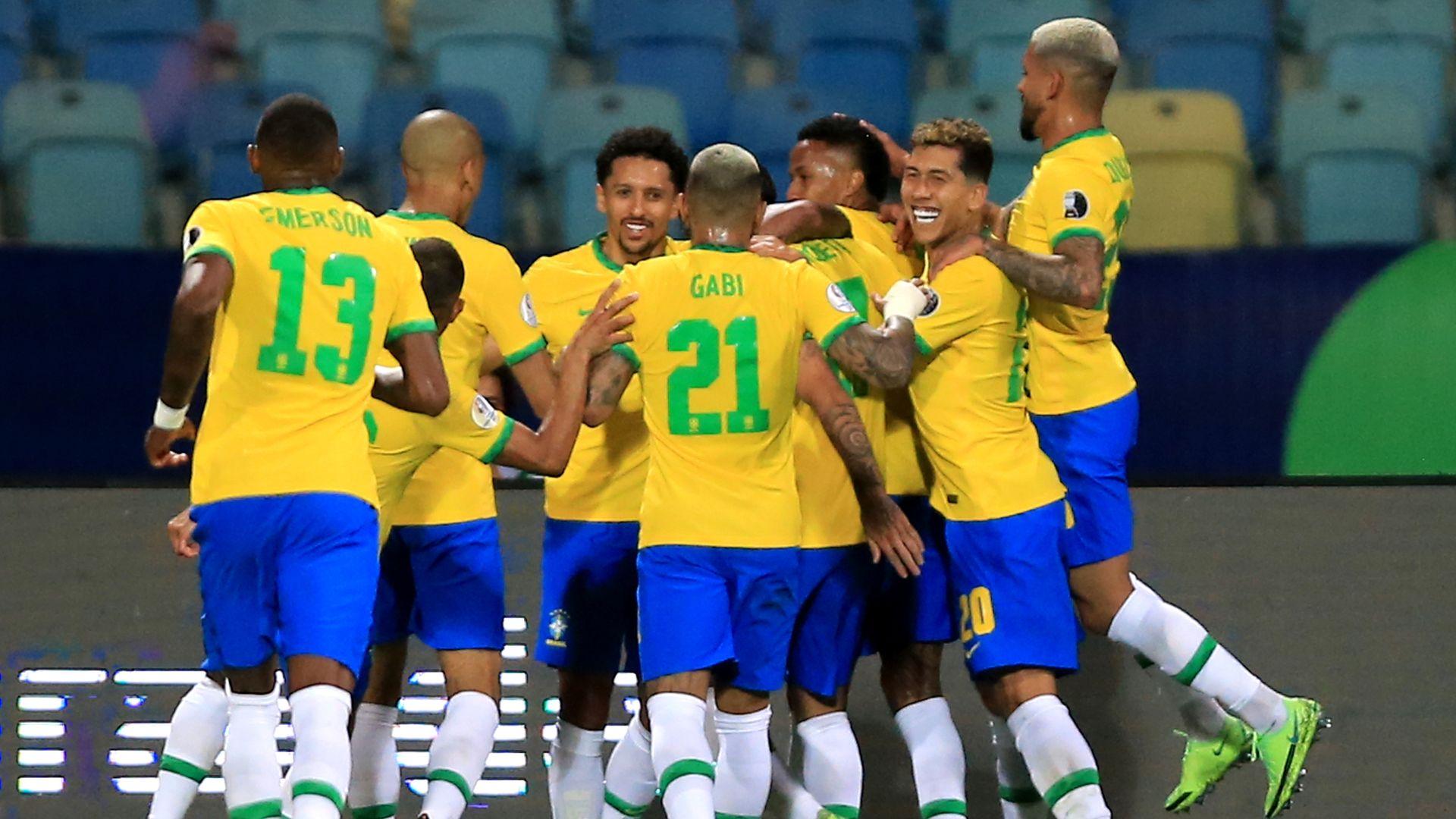 Copa America: Brazil held by Ecuador, Peru through