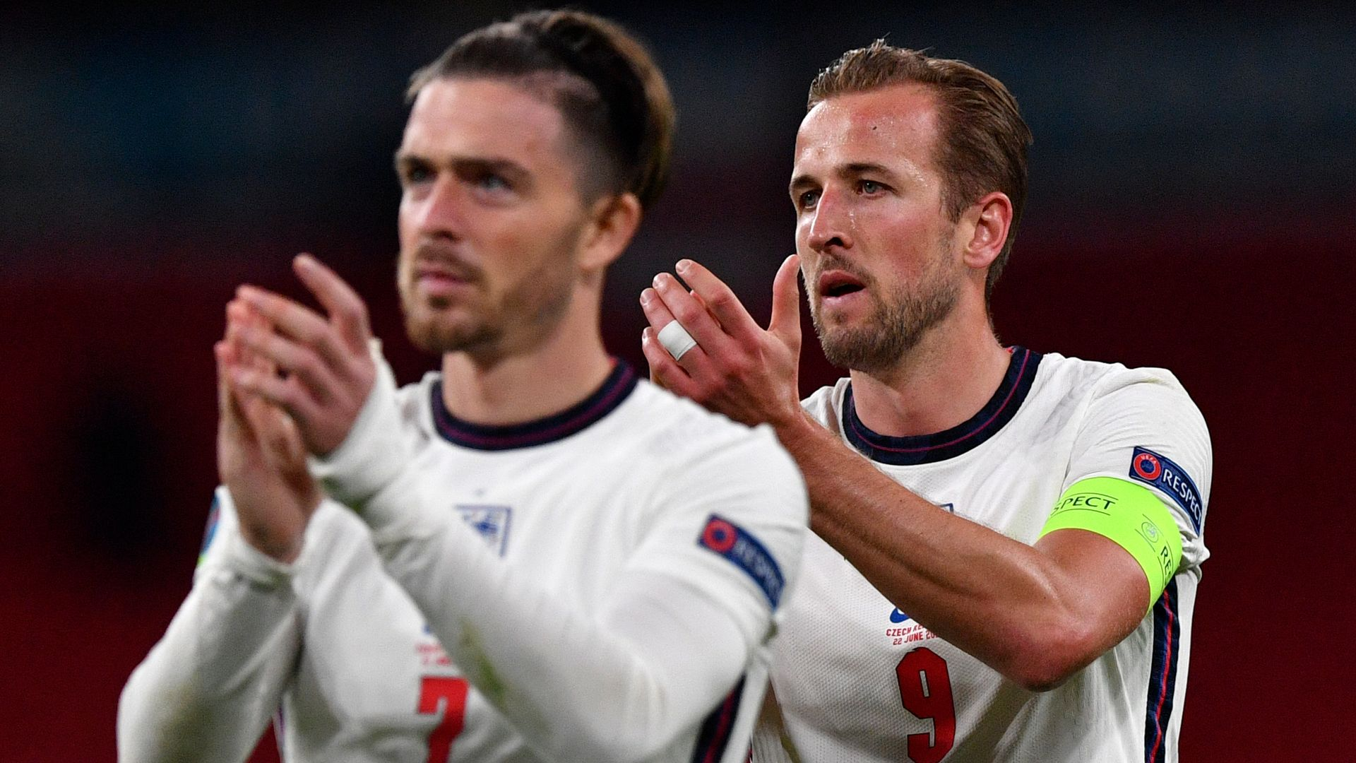 Grealish: 'Unbelievable' Kane best I've played with