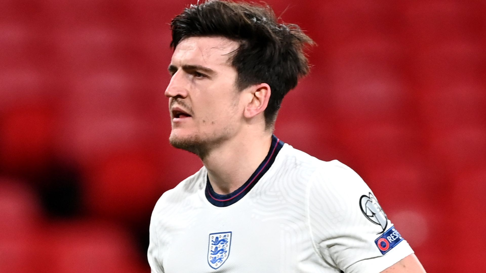 Maguire: Ankle improving and getting better