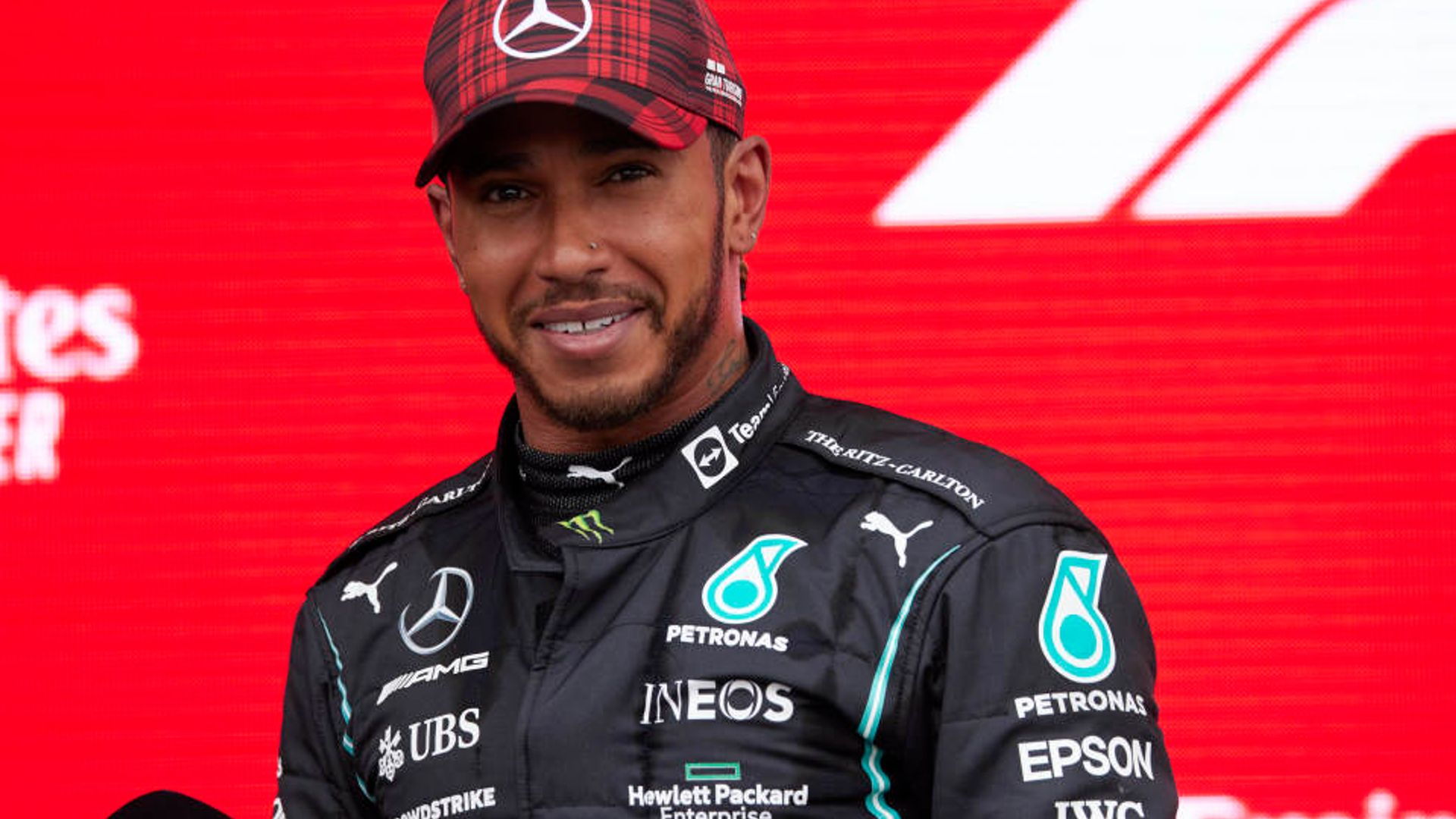 Hamilton expects challenge to beat 'mighty' Red Bull
