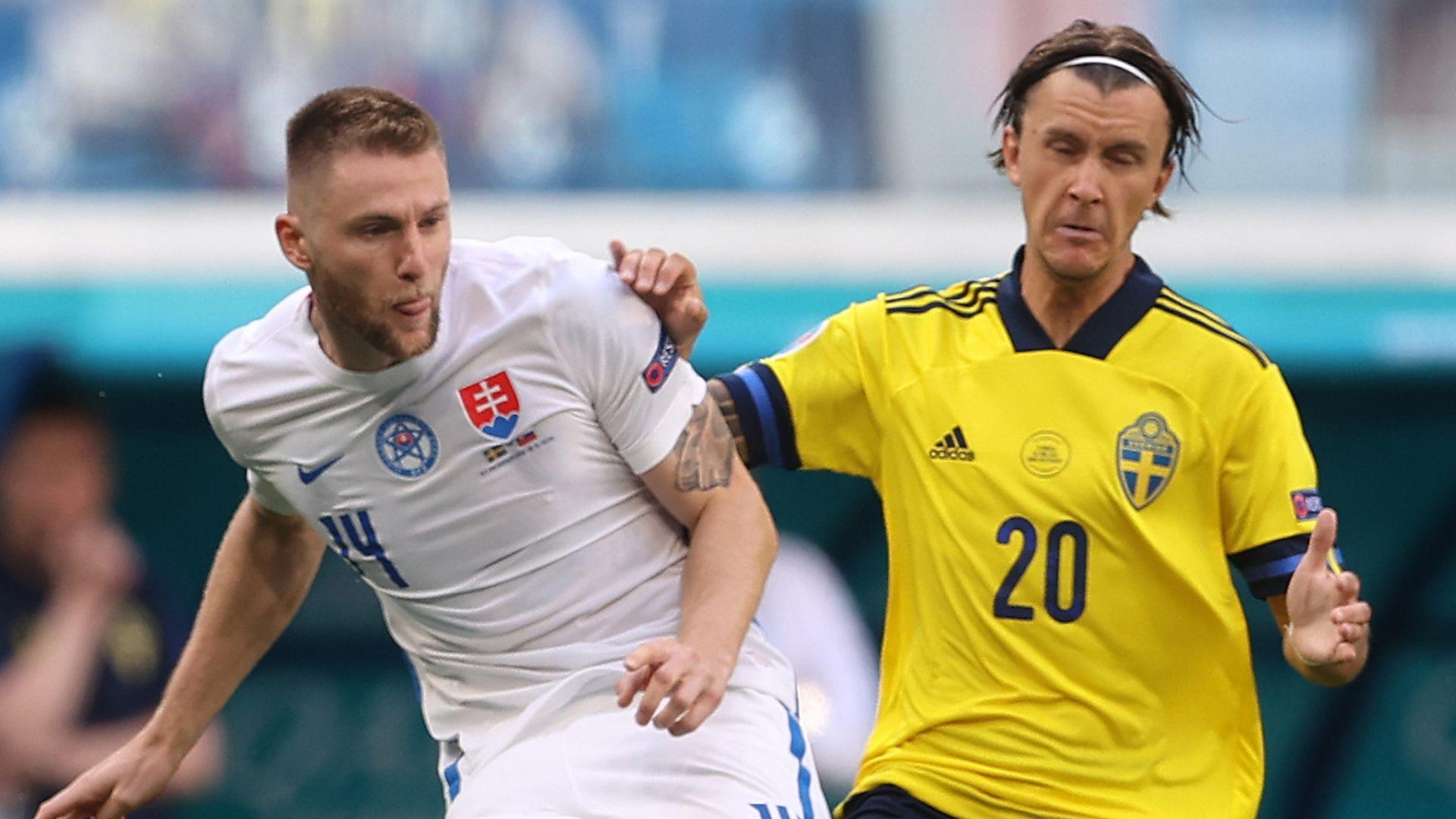Sweden vs Slovakia LIVE!