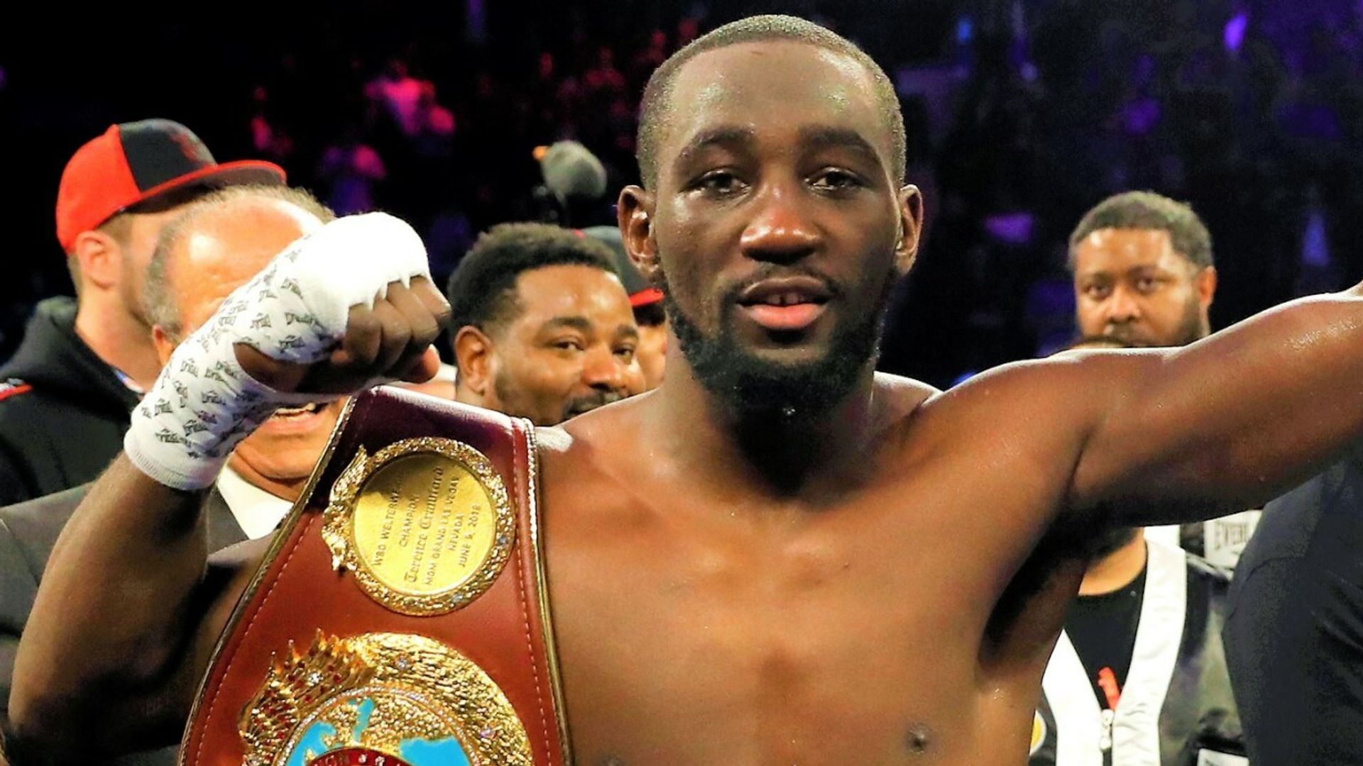 Terence Crawford ordered to fight Shawn Porter for his welterweight title by WBO