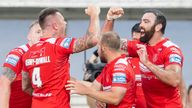 Super League: Richard Marshall calls on the Salford Red Devils to raise the level of play after the loss of Hull KR    Rugby League News