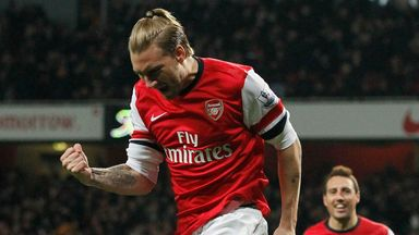 Nicklas Bendtner has announced his retirement from football at the age of 33