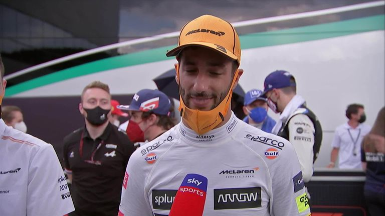Daniel Ricciardo was left lamenting what could have been after finishing P13 in Austria after power issues