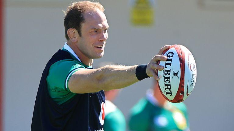 Lions captain Alun Wyn Jones will start against Japan at Murrayfield