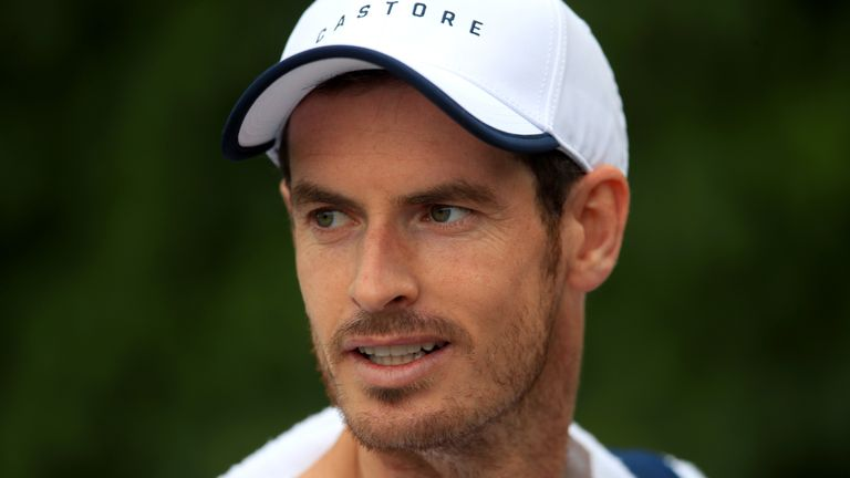 Andy Murray to face Frenchman Benoit Paire at Queen's Club |  Tennis News