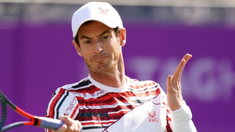 Andy Murray makes superb start to his Queen's Club campaign with victory over