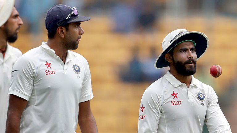 Ravichandran Ashwin and Ravindra Jadeja got the nod as India's spinners for the World Test Championship final