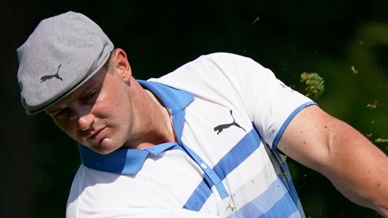 DeChambeau is an eight-time winner on the PGA Tour
