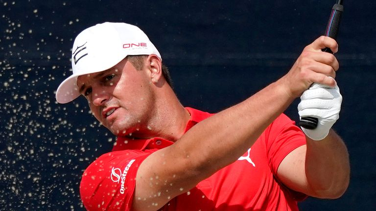 US Open: Bryson DeChambeau would be happy to play with Brooks Koepka at Torrey