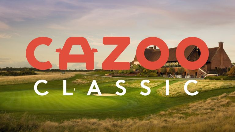 The Cazoo Classic heads to The London Club in August