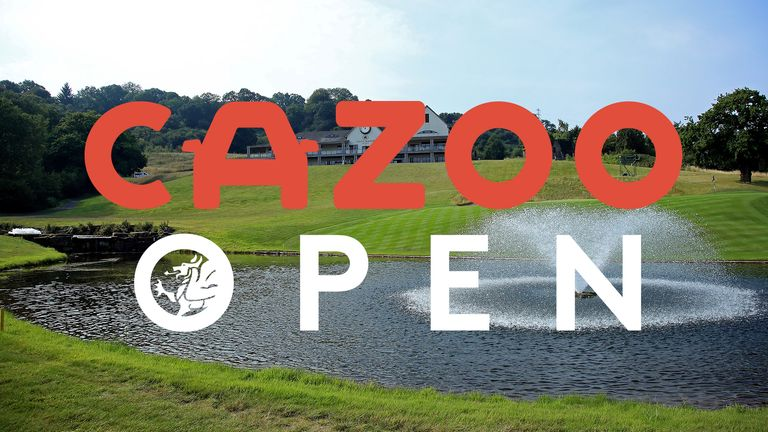 The Cazoo Open will be played at Celtic Manor
