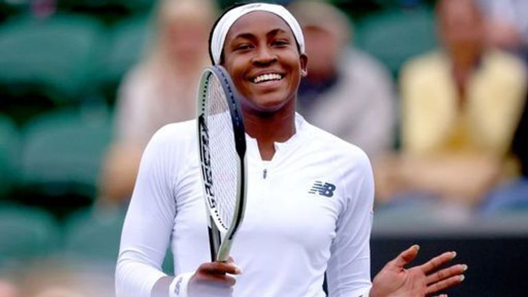 Coco Gauff hopes Williams will recover quickly from her ankle injury