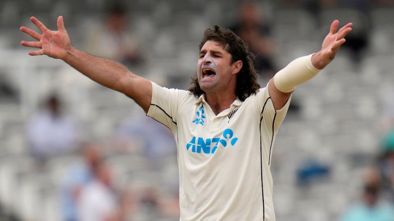 Colin de Grandhomme keeps his place in the squad