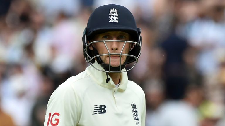 Joe Root led England to their first home series defeat against New Zealand this century