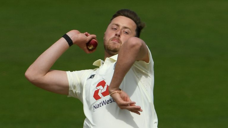 Ollie Robinson has been suspended by the ECB pending an investigation