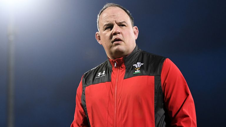 Gareth Williams previously coached Wales' sevens team