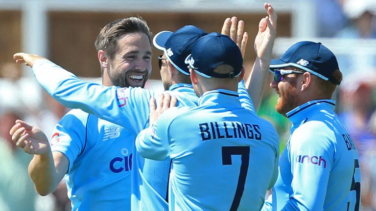 The best of the action from the first ODI between England and Sri Lanka.