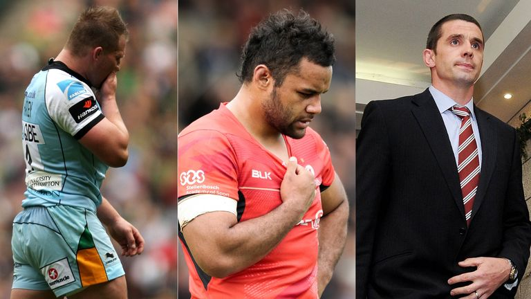Whether through injury or suspension, a number of would-be Lions have missed out after initial selection over the years