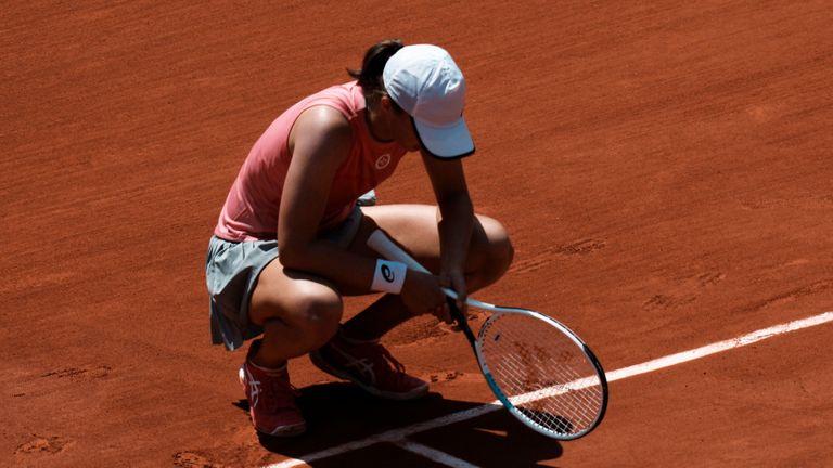 Roland-Garros: Iga Swiatek absent after losing in the quarter-finals against Maria Sakkari |  Tennis News