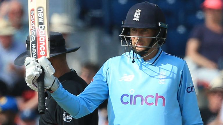 Root became the fourth fastest batsman to 6,000 ODI runs