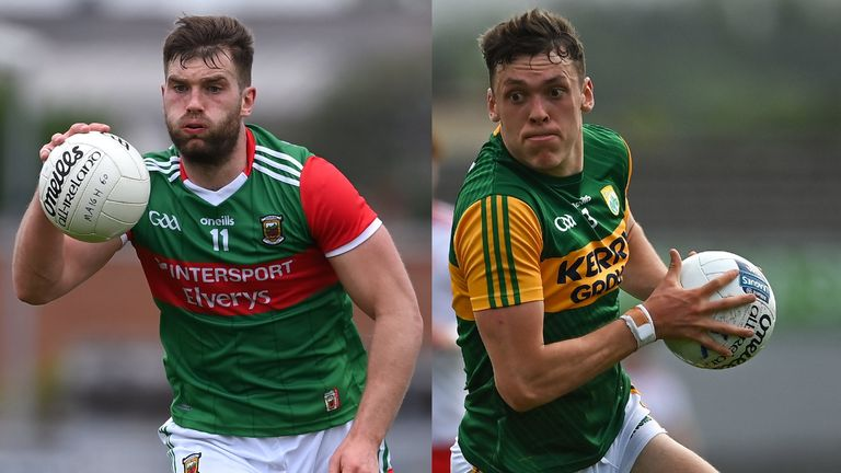 Mayo and Kerry head the chasing pack