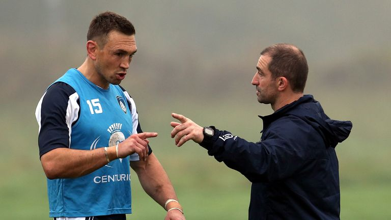 Kevin Sinfield: Leeds Rhinos' departing director of rugby pursuing coaching