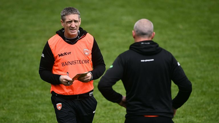 Armagh retained their top-tier status with a relegation play-off win over Roscommon