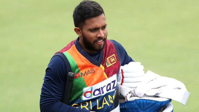 Vice-captain Kusal Mendis is among those sent home for the breach