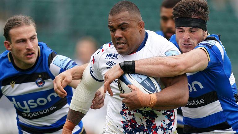 British and Irish Lions: Kyle Sinckler replaces injured Andrew Porter in Warren