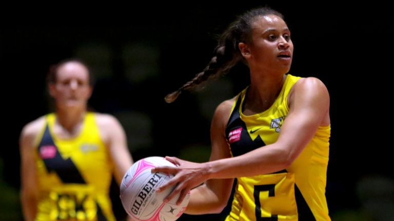 Manchester Thunder's Laura Malcolm will return to the Superleague franchise (Image credit - Ben Lumley)