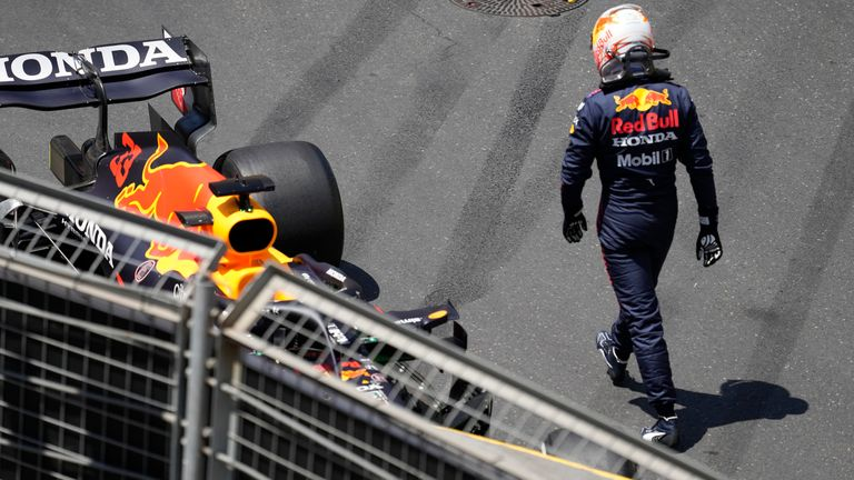 Azerbaijani GP: Pierre Gasly shocks the fastest in the third practice session, Max Verstappen falls, Mercedes fights for the pace