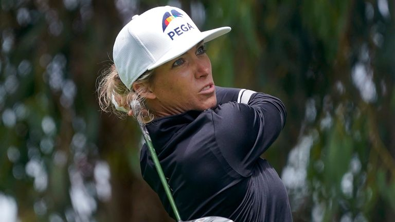 Mel Reid set the early pace with an opening-round 67 at the US Women's Open