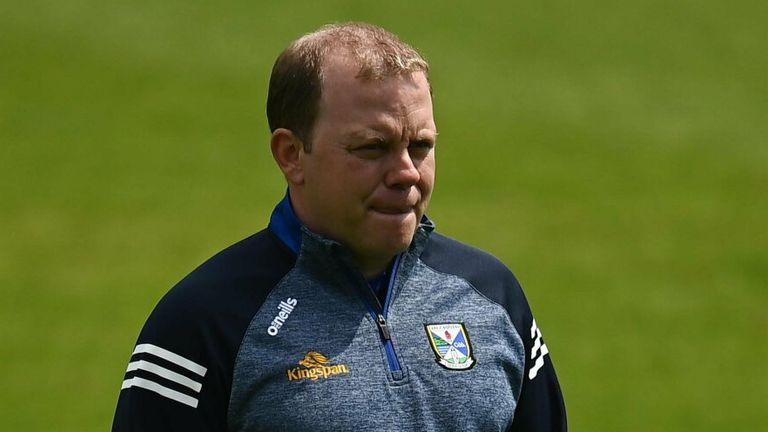 Cavan manager Graham is preparing his team for their Ulster Championship opener against Tyrone