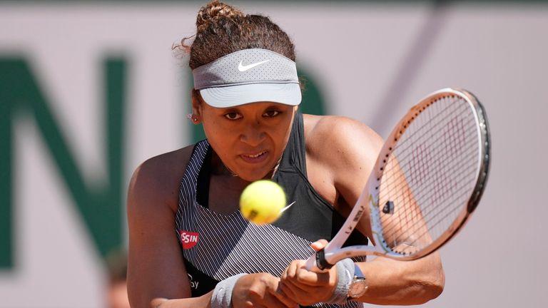 Naomi Osaka will not play at Wimbledon