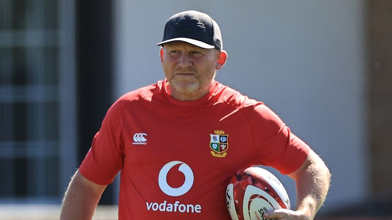 Neil Jenkins: Late arrivals of British and Irish Lions will catch up |  Rugby Union News