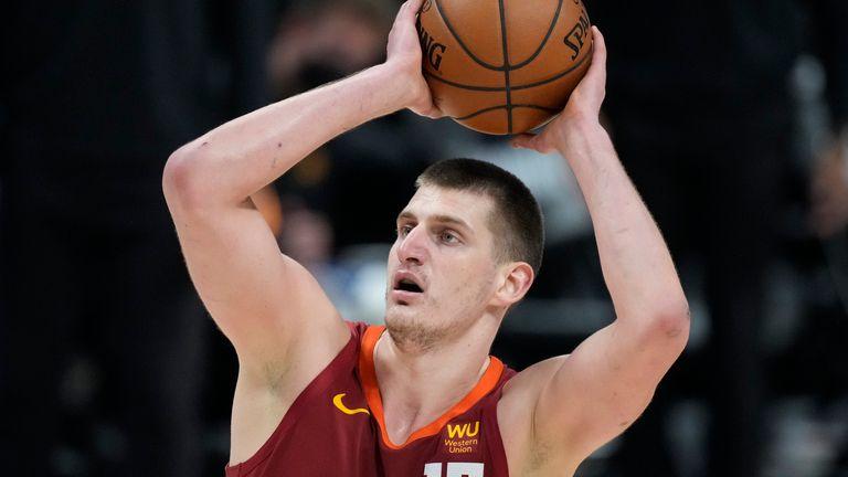 Nikola Jokic, Giannis Antetokounmpo lead All-NBA first team selection |