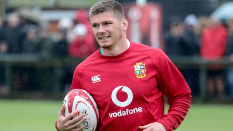 Will Owen Farrell and Finn Russell complement each other vs the Sigma Lions in Johannesburg?