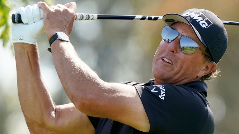 Phil Mickelson is looking for an elusive maiden US Open victory